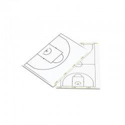 Taktifol - Tablica taktyczna do Koszykówki