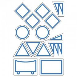 Taktifol - Symbole taktyczne / specjalistyczne